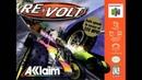 Re-Volt OST (N64 Version): FrontEnd (Menu Theme)