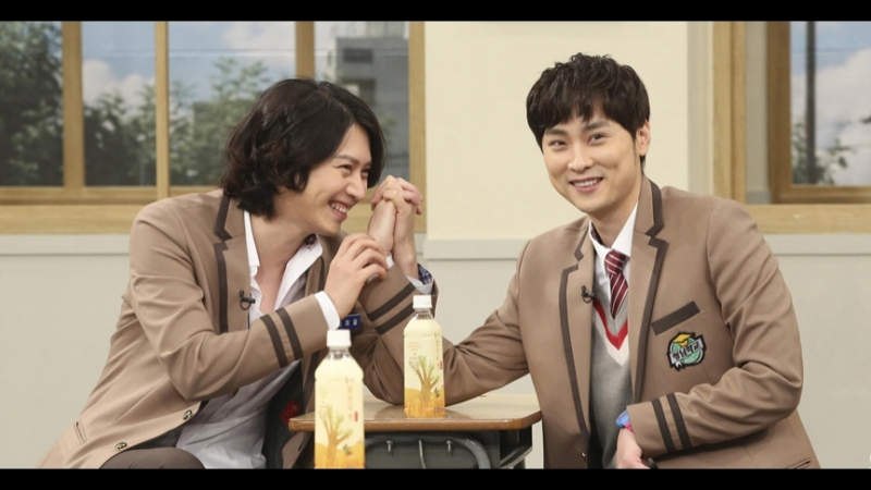 Знающие братья Ask Us Anything Knowing Brother ep 117 Ан Сохи, Бум (рус.саб)