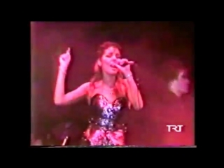 SANDRA - Heartbeat (That's Emotion) & In The Heat Of the Night (LIVE, 9.9.1986)