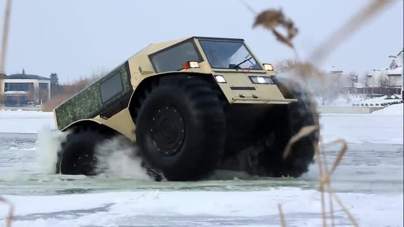 SHERP _ ATV of Alexey Garagashyan АВТО