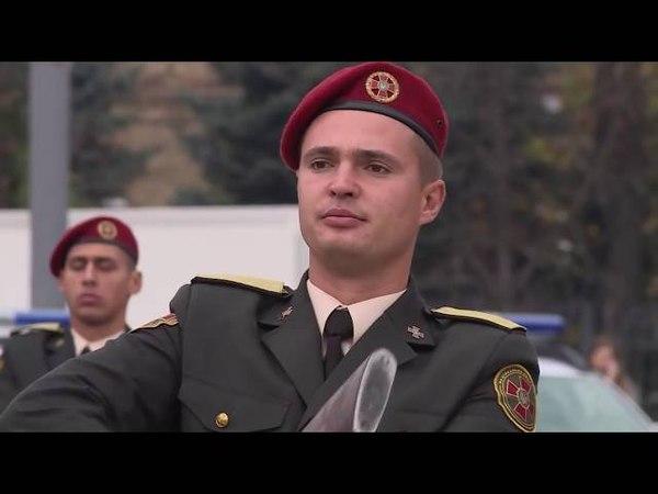 Национальная гвардия Украины. Почетный караул | Украина сегодня