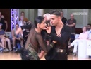 Vladislav Khait - Ilenia Pia Mancuso ITA, Samba | WDSF World Open Latin