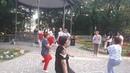 Танц площадка Рио Рита на день города Ессентуки