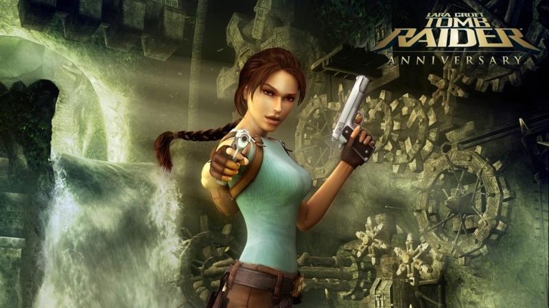 Lara Croft Tomb Raider: Anniversary. Часть 15. Затерянный остров. Последний бой.