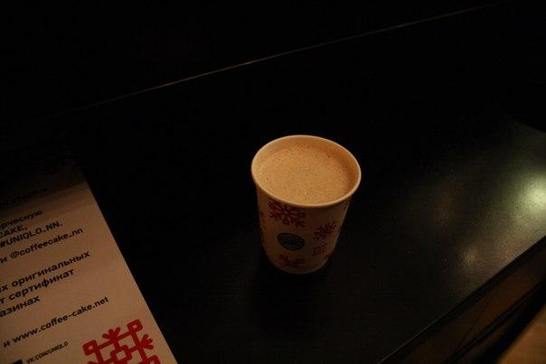 Милые брендированные стаканчики в моей любимой Покровской кофейне. Дешь милые стаканчики в каждый дом!  Январь 2018
