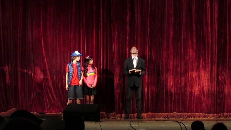 Гравипадово Мультсериал Gravity Falls Fandado Revolucio