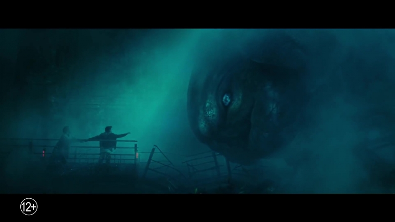 Годзилла: Король монстров (Godzilla: King of the Monsters) (2019) трейлер русский язык HD / Годзила 2 /
