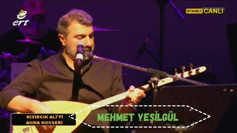 Özcan Türe - Ayrılık Hasreti - Kıvırcık Ali Anma Konseri Canlı Sahne Kaydı - 2019