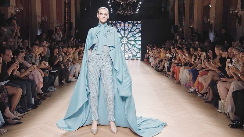 Tony Ward | Haute Couture Fall Winter 2018/2019 Full Show | Exclusive
