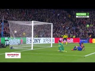 Барселона 6:1 ПСЖ 2016/17 | Полный обзор матча
