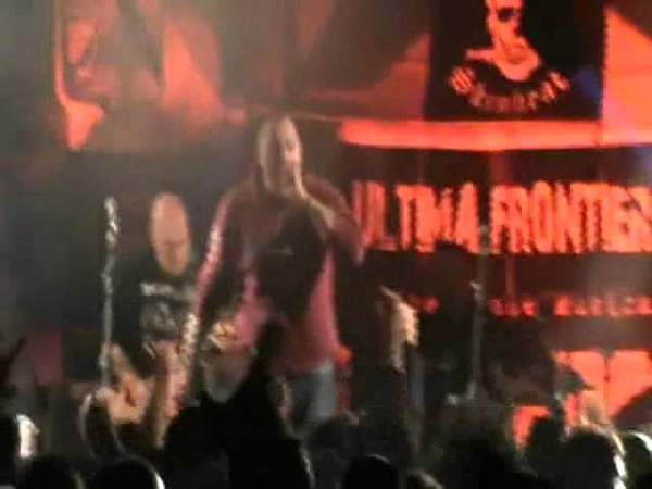 Ultima Frontiera - The Last Concert (Live in Udine, Italy 23 03 2013)