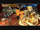 Akanai(Millia) vs Nkey(Potemkin): GuiltyGearXrd 11 - Блондинка против Горы