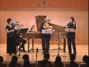 1037 J S Bach atr Johann Gottlieb Goldberg Trio Sonata in C major Dür G 13 BWV 1037 Sigiswald Kuijken