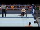 Brie Bella Vs Maryse SmackDown Live WWE2K18 SDLive