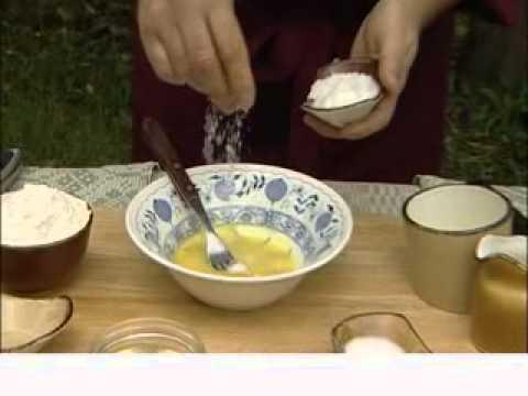 Белорусская кухня. Оладьи из тыквы
