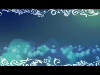 Free Bokeh Blue Slide with Swirls background loop_HD.mp4