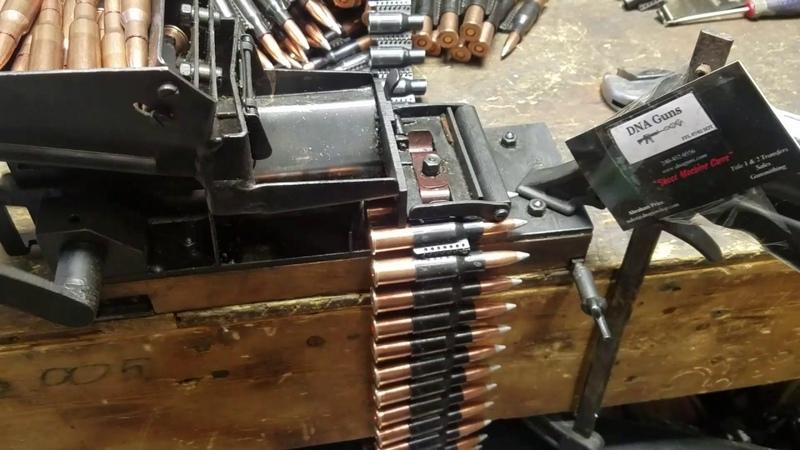 PKM belt loader.