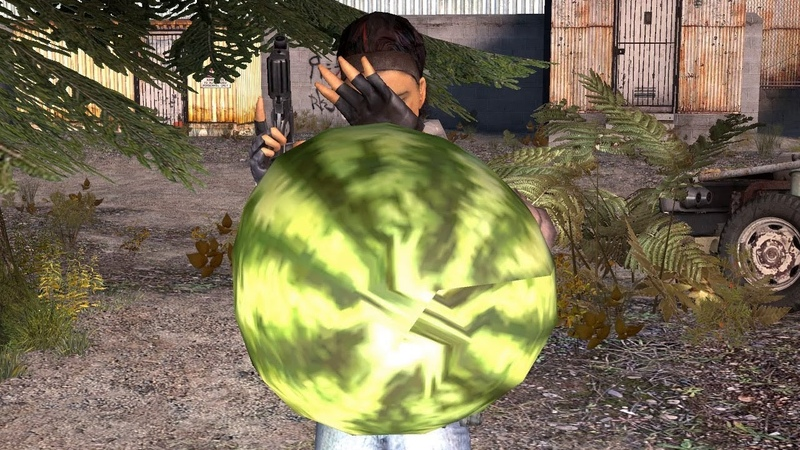 Half-Life 2 - Every Watermelon in the Series