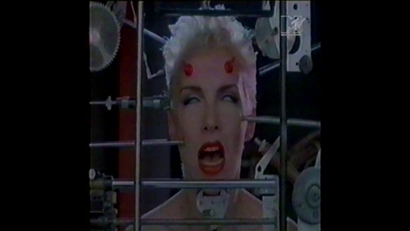 Eurythmics - Missionary Man (MTV Greatest Hits Weekend 1992)
