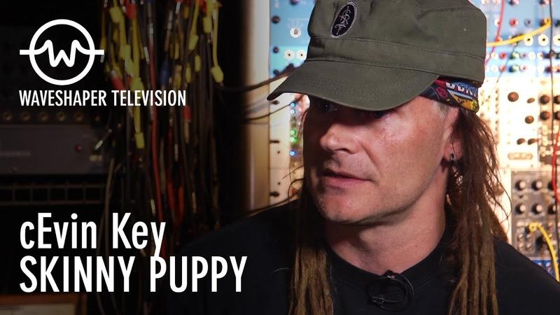 CEvin Key Skinny Puppy Waveshaper TV Ep 1 IDOW Archive Series