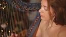 Kathrin Butterfly - harp, La Valse D'Amélie by Yann Tiersen