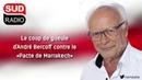 Le coup de gueule d'André Bercoff contre le «Pacte de Marrakech»