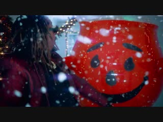 Lil Jon featuring Kool-Aid Man - All I Really Want For Christmas (Official Music Video)