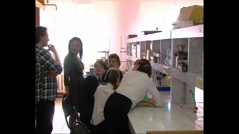 Химическая лаборатория вуз в школе