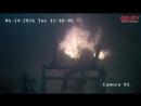 Взрыв аккумулятора уничтожил робота НАСА HD 1280x720 Mp4