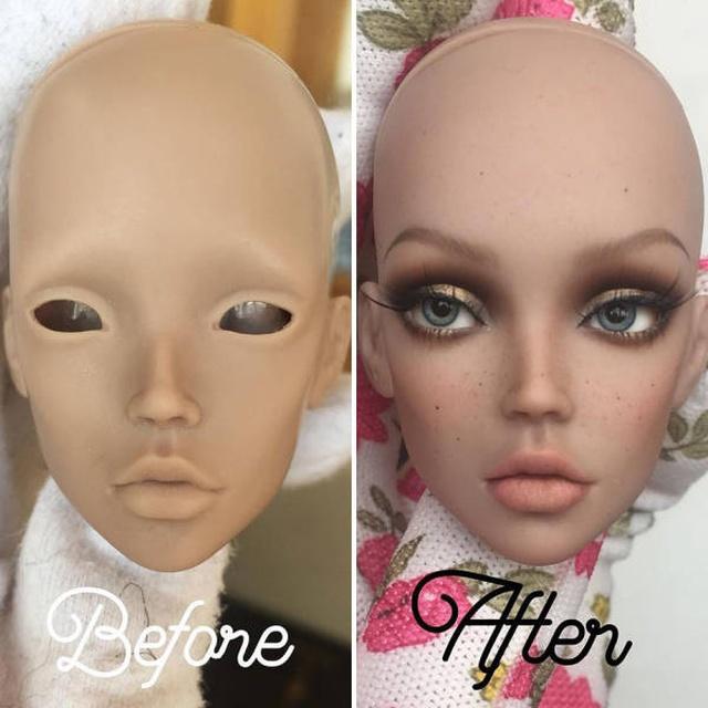 Оживление кукол от Каменецкой