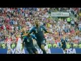 Франция vs Хорватия | 15 июля, Лужники