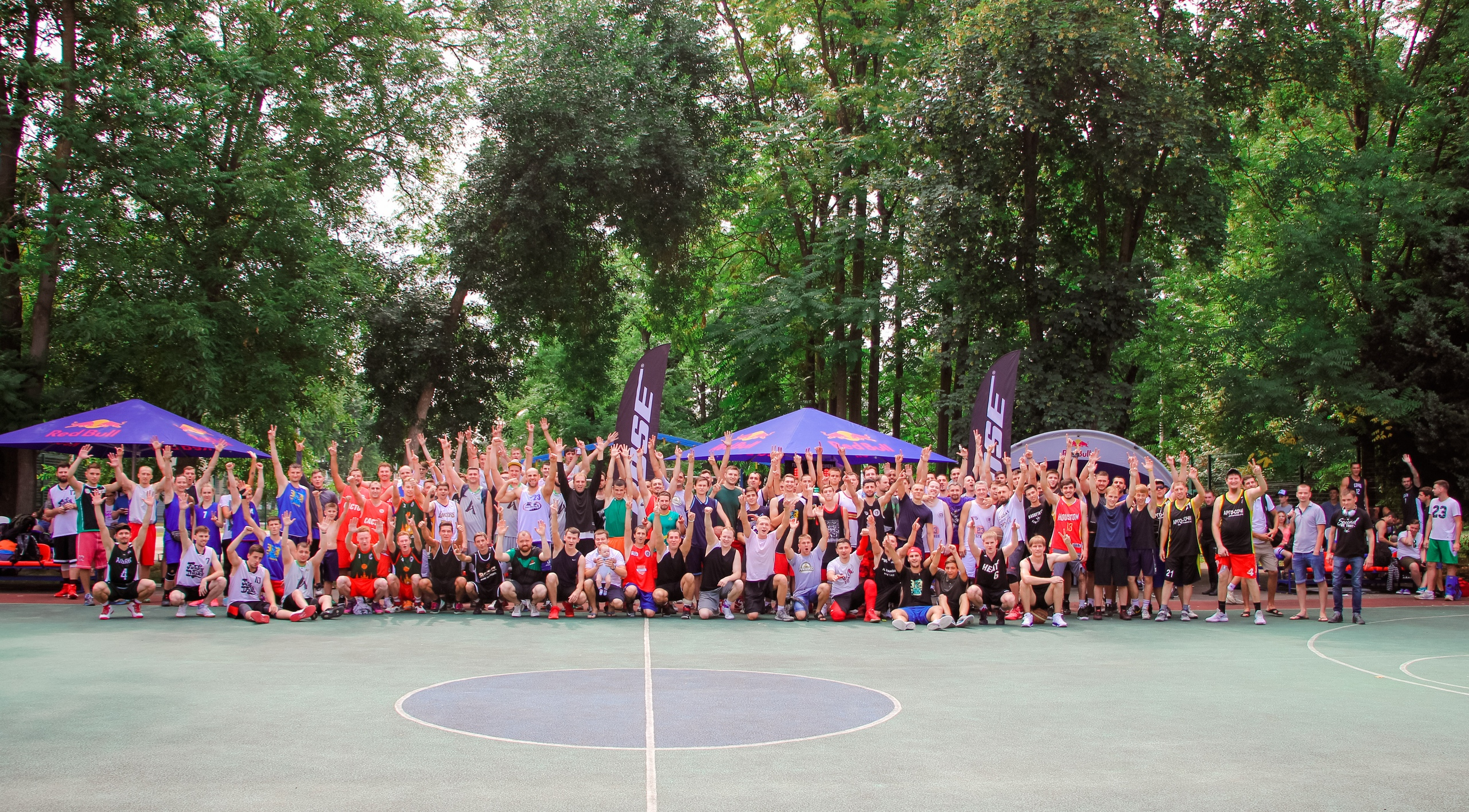 КАУБ баскетбол в Краснодаре