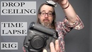 Hang Your Camera from a Drop Ceiling for Awesome Time-Lapse Footage