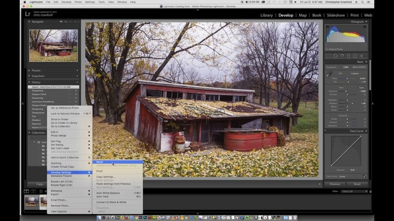 RAW Scanning in Vuescan