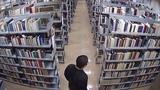 IEL - UNICAMP Vandalismo na biblioteca Antonio Candido