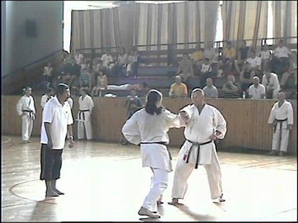 IJKA Edzőtábor 2009, Sadashige Kato (3. Rész: danvizsga)