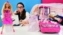 Barbie ve Ken'in düğünü! Eğlenceli kız oyunu!