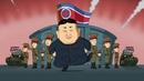 Kim Jong-UN Gangnam Style