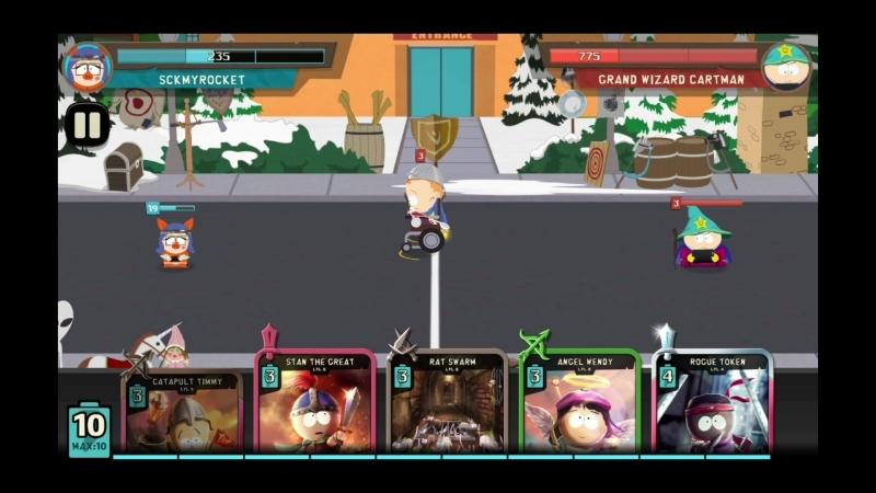 South Park Phone Destroyer - прохождение 55-ого уровня
