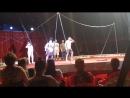 Работаем в цирке Обнинск Рокн ролл🤗😎😁