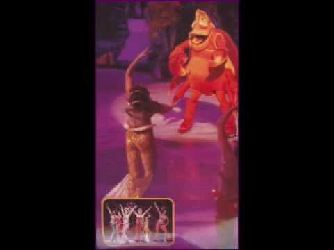 The Little Mermaid On Ice Original 1998 Show AMV