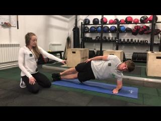 Упражнения для реабилитации при позвоночной грыже