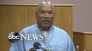 OJ Simpson granted parole after serving almost 9 years in prison Part 1