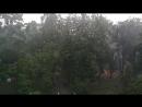 Гроза апокалипсиса 16 07 18 лада Минск Беларусь