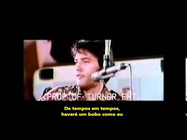 Elvis Presley - A fool such as I ( 1970 rehearsal ) (Legendado)