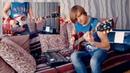 Sun After Rain – Intro«от балды»стремление в никуда в записи Gibson sg standard, line6 pod hd 500x