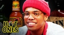 Anderson .Paak Sings Hot Sauce Ballads While Eating Spicy Wings   Hot Ones