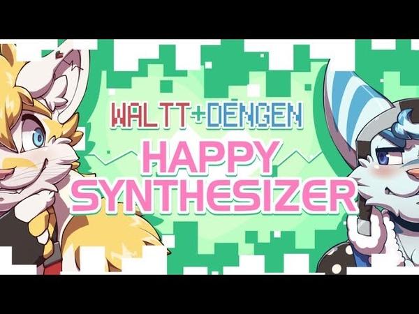 【WALTTDENGEN】Happy Synthesizer【English UTAUcover】