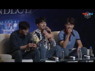 180417 CNBLUE OFFICIAL FANCLUB - BOICE JAPAN 「SPECIAL MOVIE」- from FM in Nagoya - 1st Round