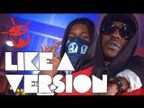 A$AP Rocky - Praise The Lord (Da Shine) feat. Skepta (live on triple j)